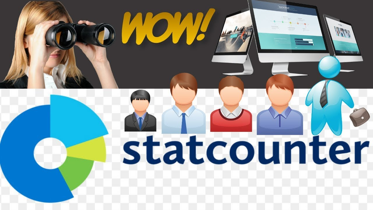 How to track website visitor/Statcounter Plugin/free WordPress plugin for Statistics