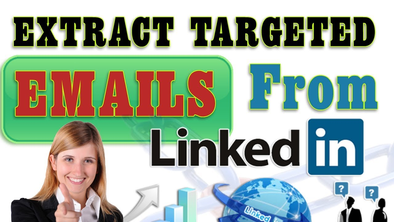 LinkedIn emails/Extract Emails from LinkedIn/linkedin email marketing/email extractor