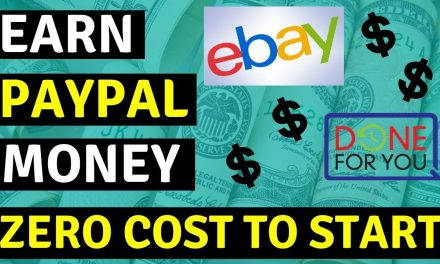 3 Ways To Earn PayPal Money Online Using eBay For FREE