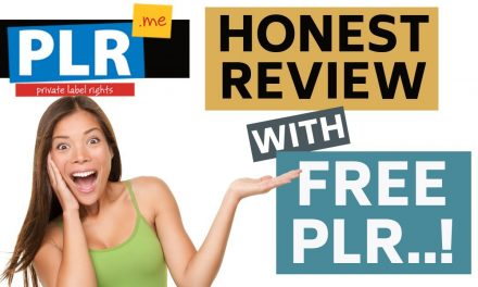 PLR.me Review – The HONEST REVIEW – Free PLR, plus 10 FREE CREDITS!