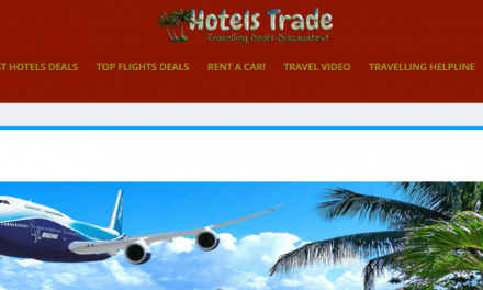 readymade travel and vacation affiliate website